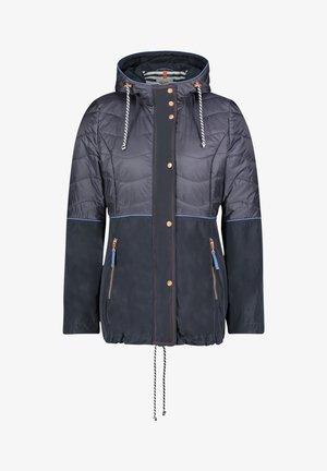Winter jacket - dunkelblau