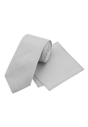 SET - Pañuelo de bolsillo - silver