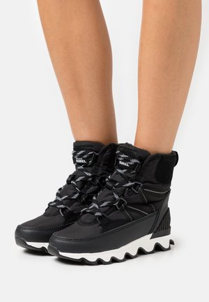 KINETIC SPORT - Winter boots - black