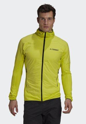 Veste de ski - yellow