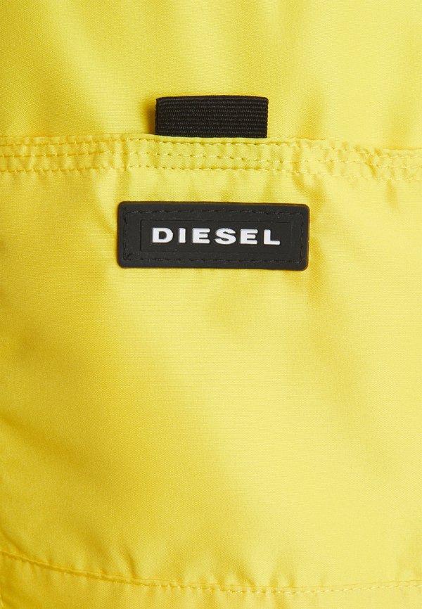Diesel BMBX-REEF-30 - Szorty kąpielowe - yellow/żÓłty Odzież Męska ZQWK