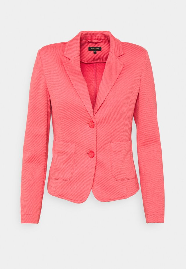 Blazer - pink berry