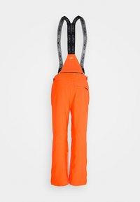 CMP - MAN PANT - Spodnie narciarskie - orange fluo - 10
