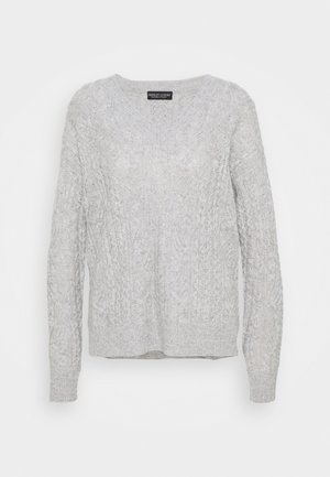 Jumper - silver grey