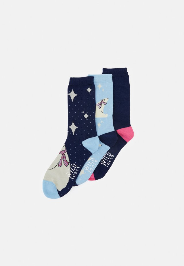 POLAR BEAR SOCK GIFT BOX 3 PACK - Ponožky - multi-coloured