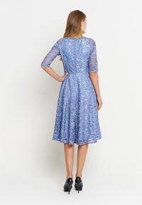 Madam-T - GLORIA - Day dress - indigo - 2