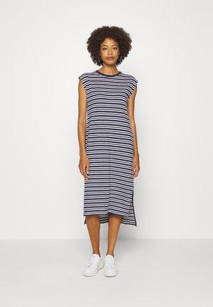 MIDI - Jersey dress - navy