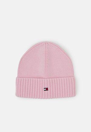FLAG BEANIE - Mütze - pink