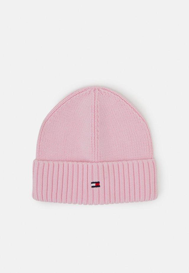 FLAG BEANIE - Beanie - pink