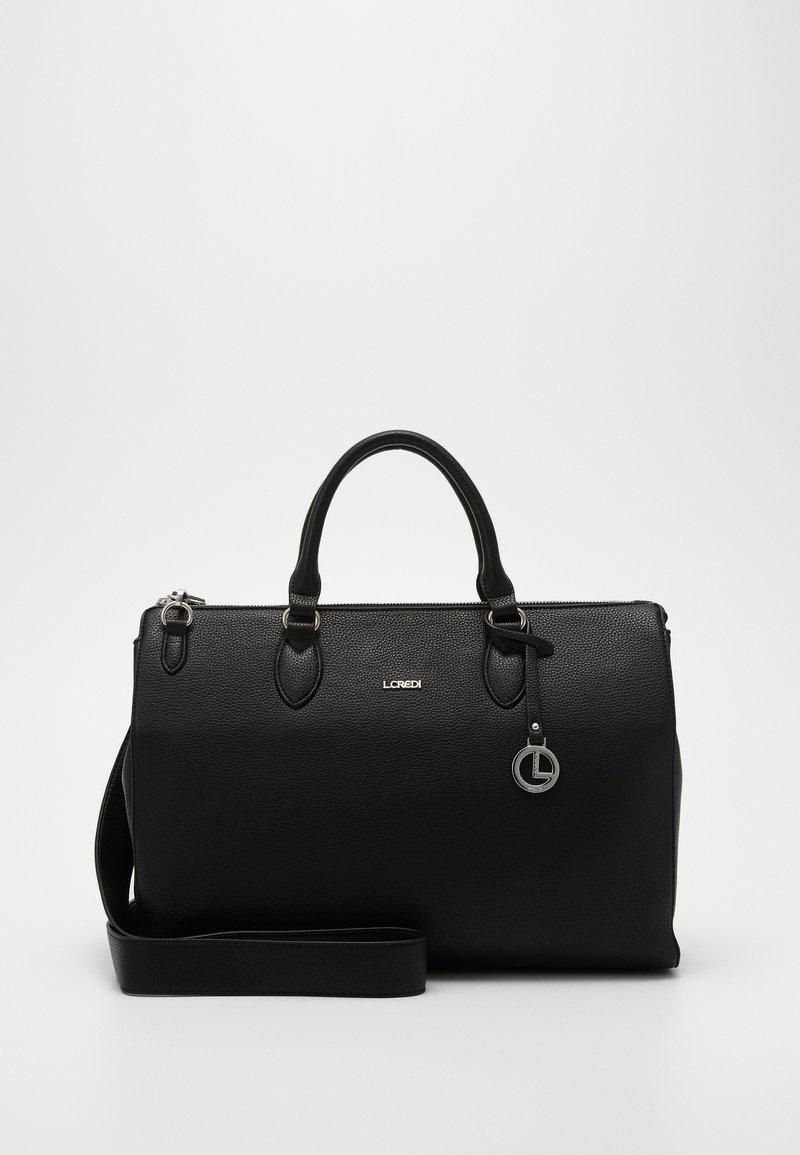 L. CREDI - ELLA - Handbag - schwarz