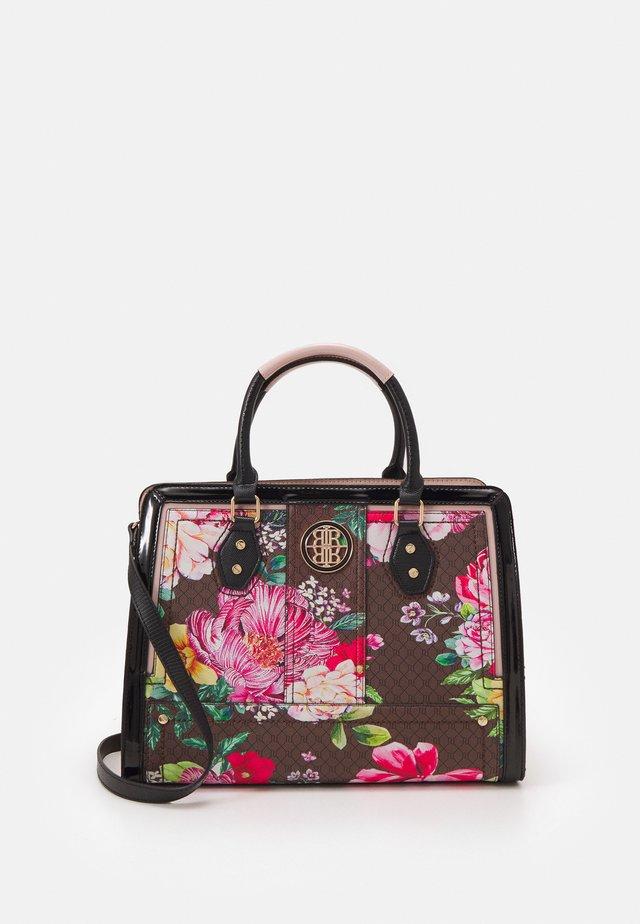 Handbag - brown dark