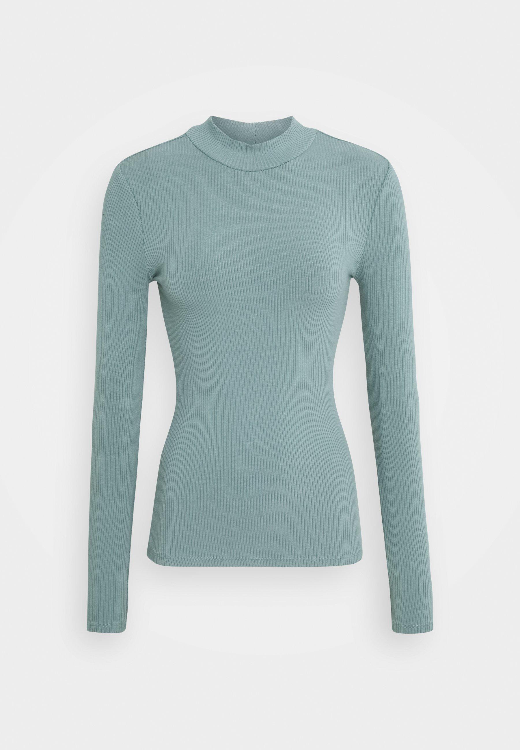 Women BRANDI HIGH NECK LONG SLEEVE - Long sleeved top
