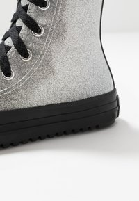 Converse - CHUCK TAYLOR ALL STAR BOOT - High-top trainers - pure silver/black - 2
