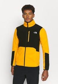 The North Face - GLACIER PRO FULL ZIP - Fleece jacket - sumitgld - 0