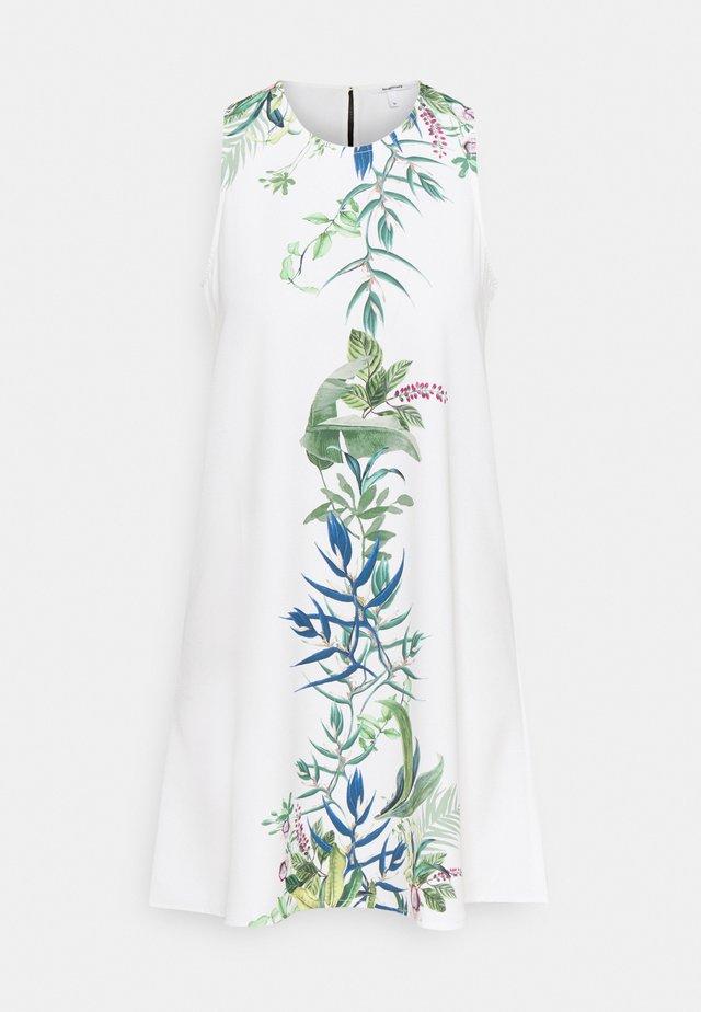 DETROIT - Korte jurk - white