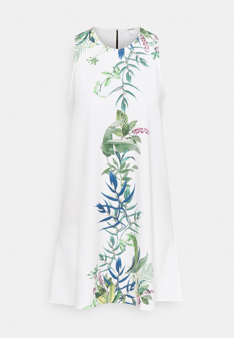 Desigual - DETROIT - Sukienka letnia - white