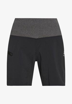 SHORTS MILLENNIUM - Pantalón corto de deporte - black