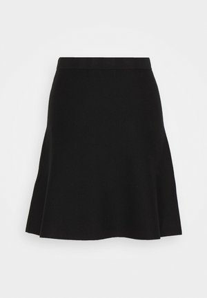FAVORITE SKIRT SPECIAL - A-line skirt - black