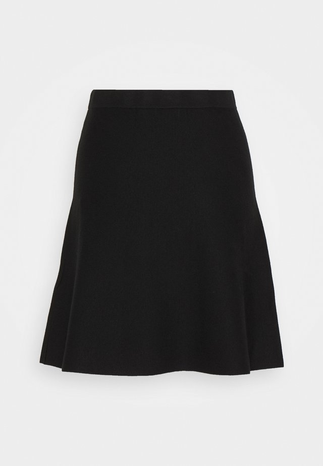 FAVORITE SKIRT SPECIAL - A-lijn rok - black