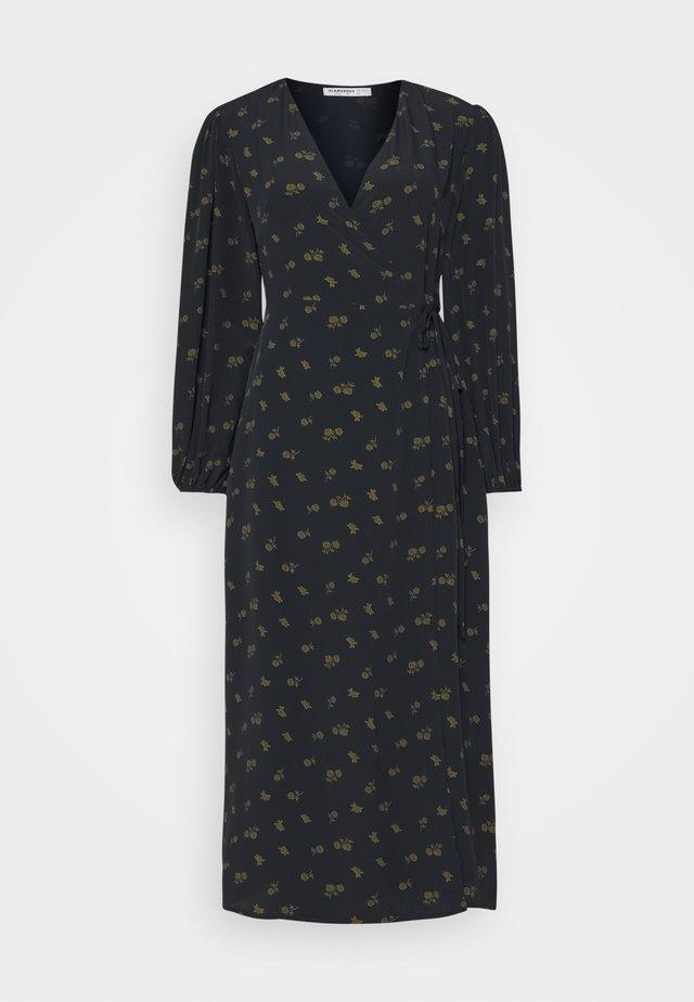 LADIES DRESS - Maxi-jurk - olive