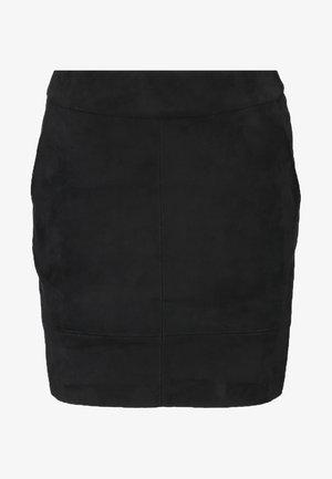 ONLJULIE BONDED  - Jupe crayon - black