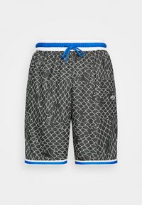 Nike Performance - SEASONAL DNA  - Sports shorts - black/light smoke grey - 4