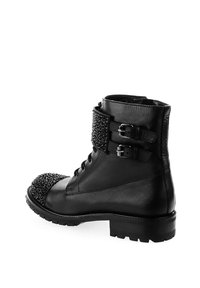 PRIMA MODA - ACATE - Lace-up ankle boots - black - 2