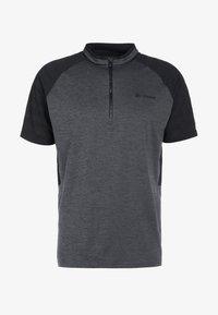 Vaude - TAMARO - T-shirt imprimé - iron - 5