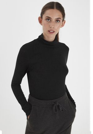 IHPHILUCA LS - Long sleeved top - black