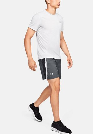 LAUNCH SHORT - Sports shorts - pitch gray