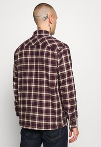 Afends - LONG SLEEVE - Shirt - mulberry - 2