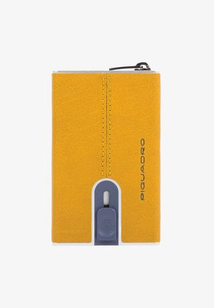 RFID - Business card holder - yellow