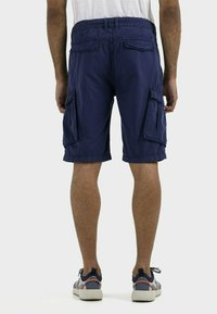camel active - REGULAR FIT - Shorts - indigo - 2