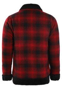 Felix Hardy - Summer jacket - red-black - 1