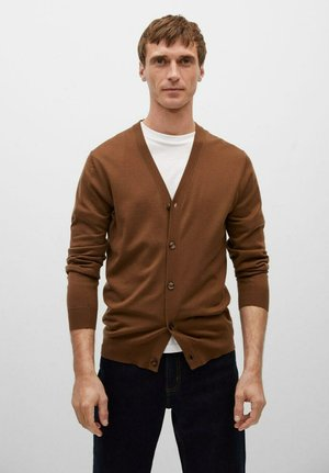 WILLYC - Cardigan - braun