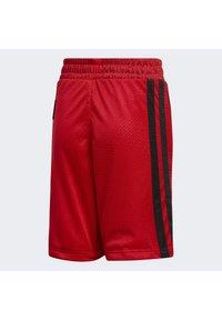 adidas Performance - Sports shorts - scarle - 3