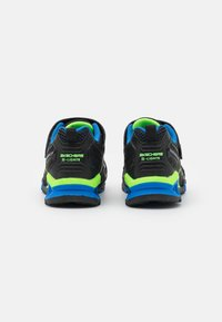 Skechers - HYDRO LIGHTS - Trainers - black/blue/lime - 2