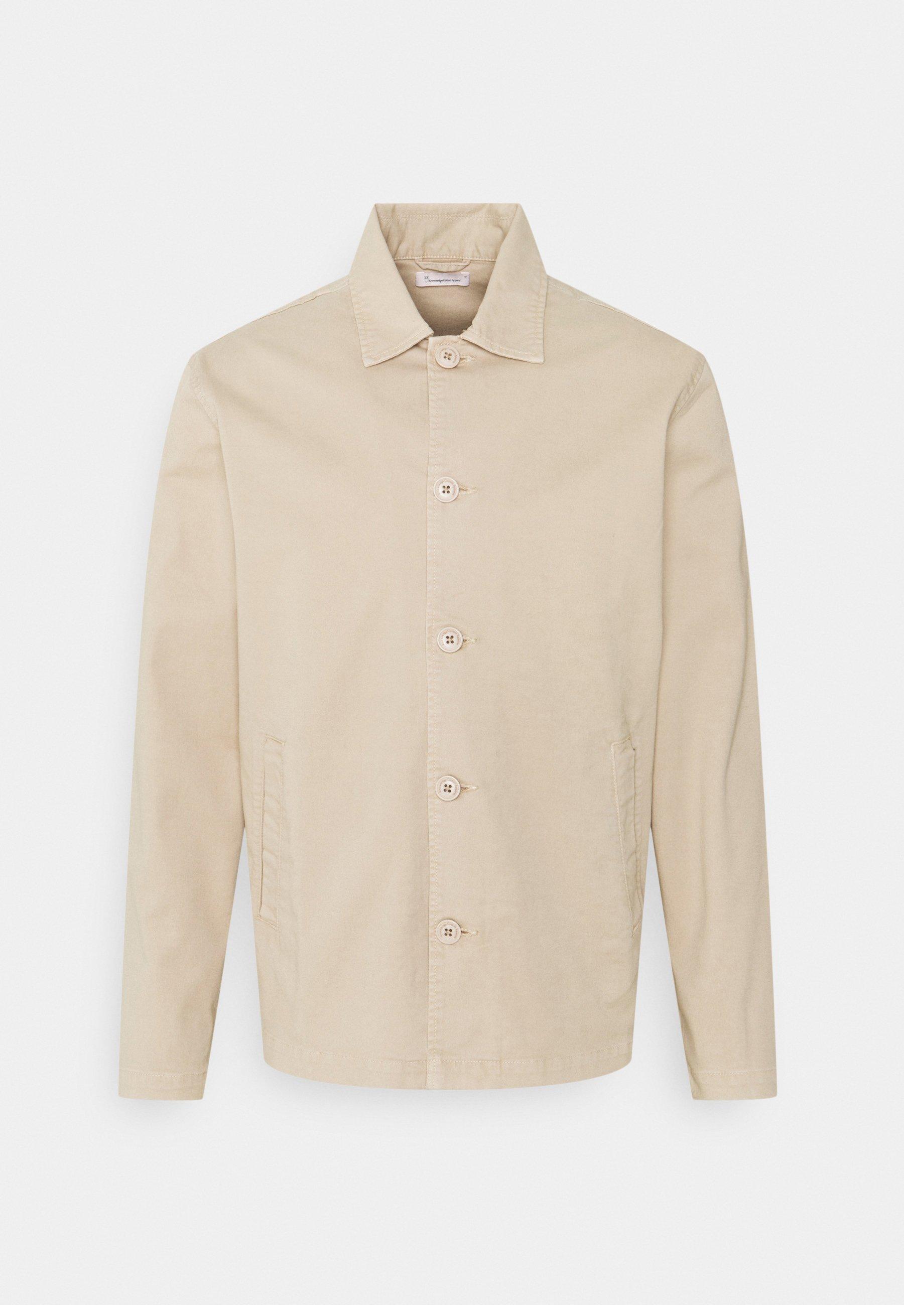 Men PINE OVERSHIRT - Summer jacket