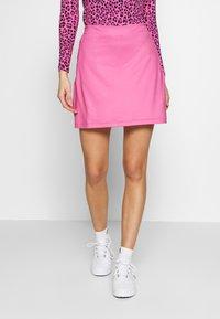 Cross Sportswear - SKORT SOLID - Spódnica sportowa - light pink - 0