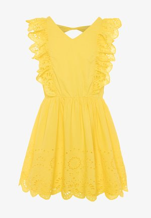 NKFFELICITY SPENCER - Day dress - aspen gold