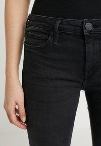 True Religion - NEW HALLE - Jeans Skinny Fit - black - 6