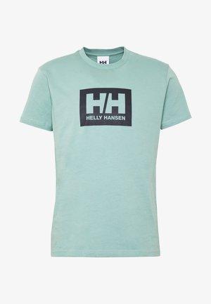 TOKYO - Print T-shirt - jade