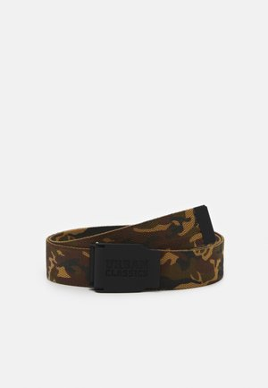 BELT UNISEX - Cintura - wood camo