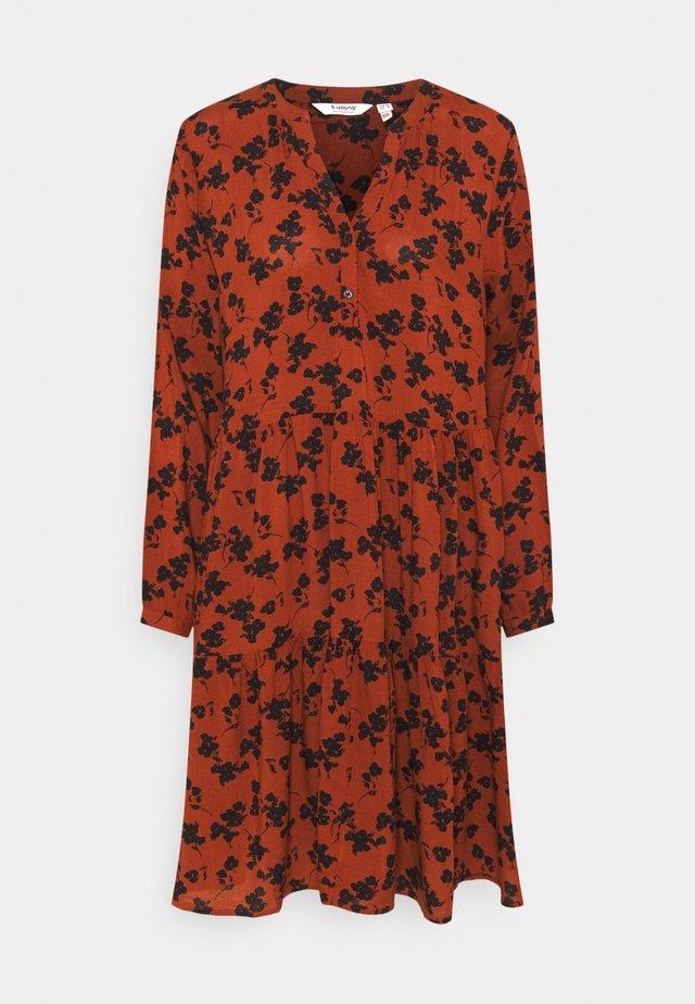 BYJOSA DRESS  - Sukienka letnia - arabian spice mix