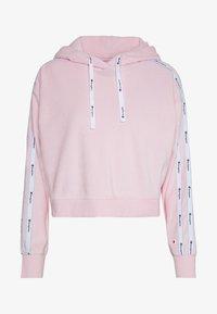 Champion - HOODED - Bluza - pink - 6