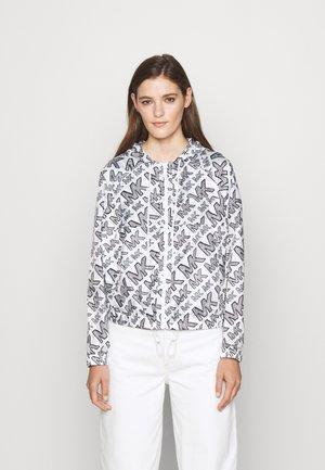 QIXI - Summer jacket - black