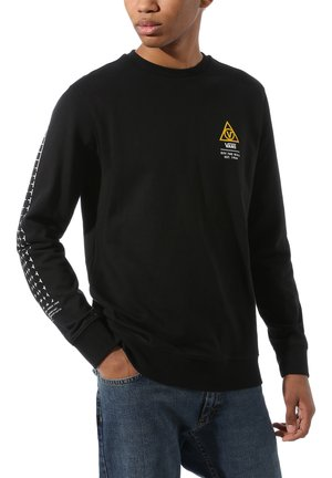 MN 66 SUPPLY CREW - Sweatshirts - black