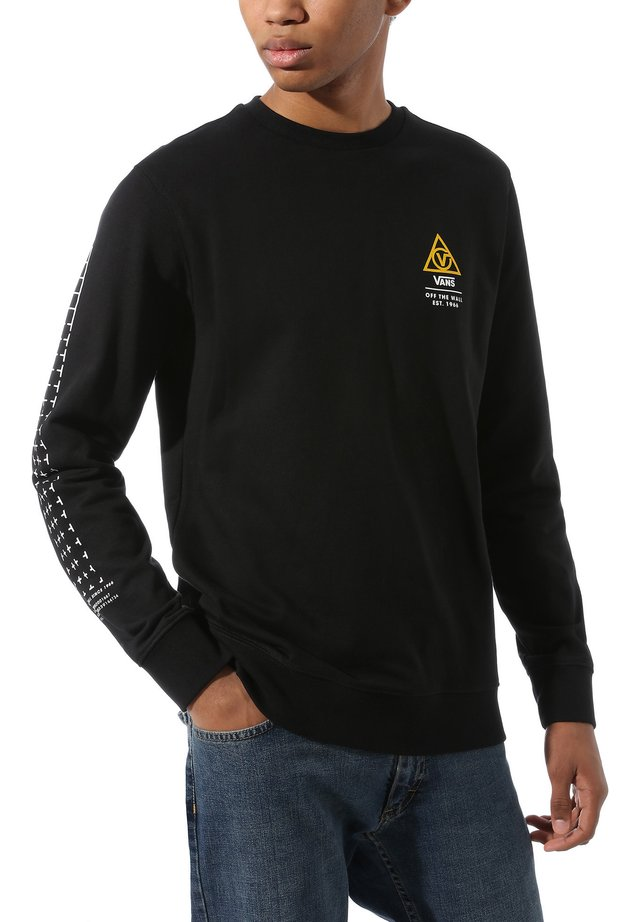 MN 66 SUPPLY CREW - Sweatshirt - black