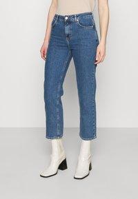 Carin Wester - ELLE - Straight leg jeans - denim blue - 0