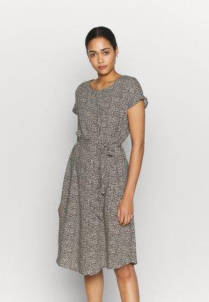 JDYSTARR - Denní šaty - black/sandshell
